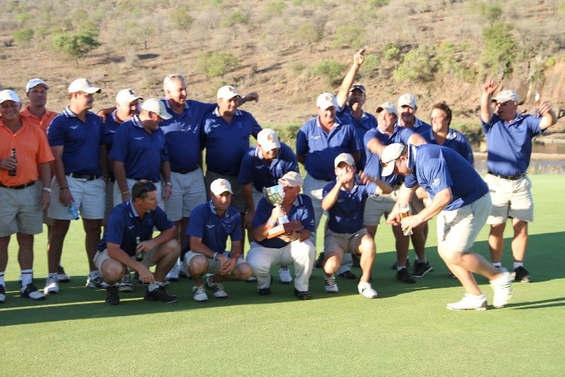 KAMBAKU GOLF CLUB KOMATIPOORT PRESIDENTS CUP 17